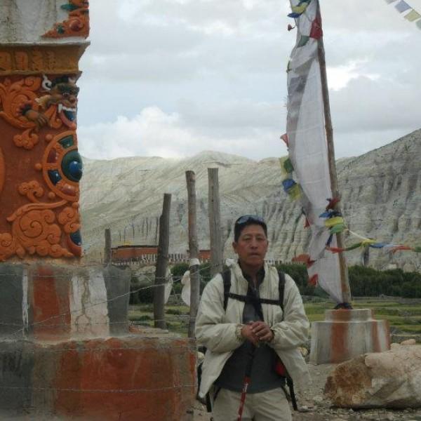 Nanda Prasad Gurung (Maila)