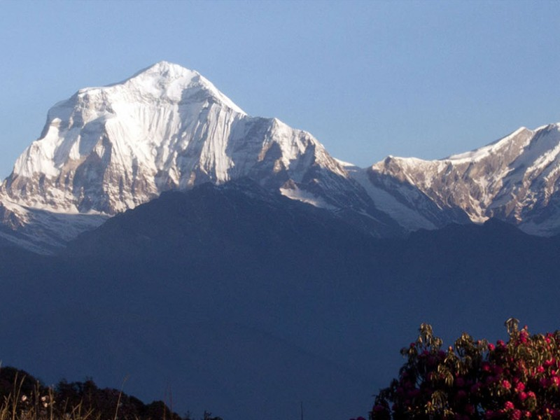 14 Days Manaslu Trek