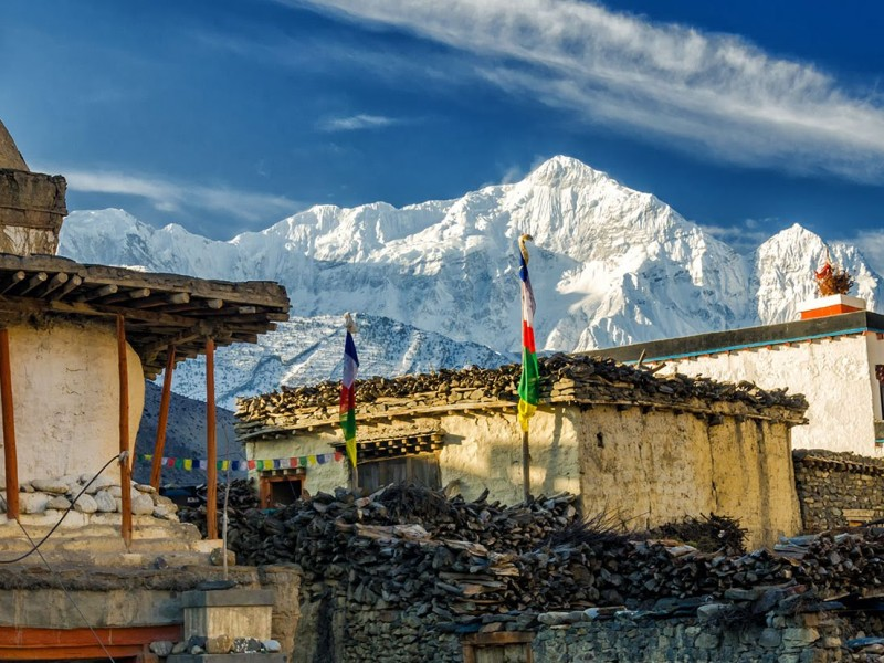 Itinerary for mustang region to Muktinath trek 14days                         (Pkr- Muktinath- Pkr)